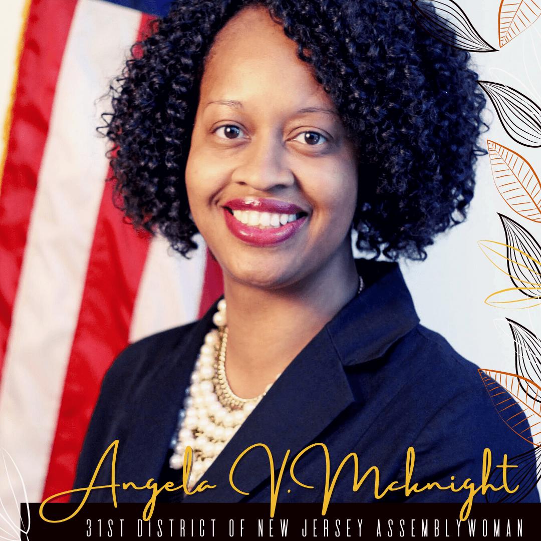 Assemblywoman Angela McKnight