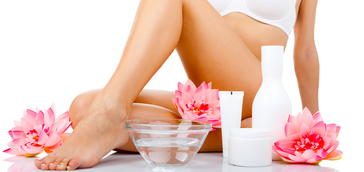 Sugaring legs completely