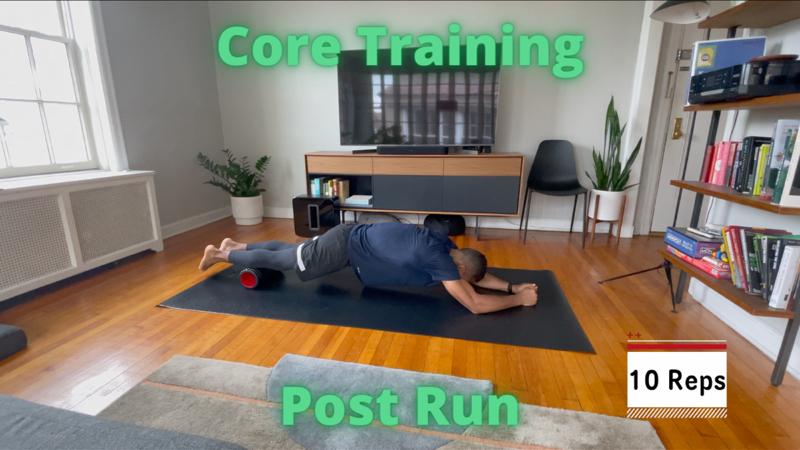 Activity image of Core Training - Post Run