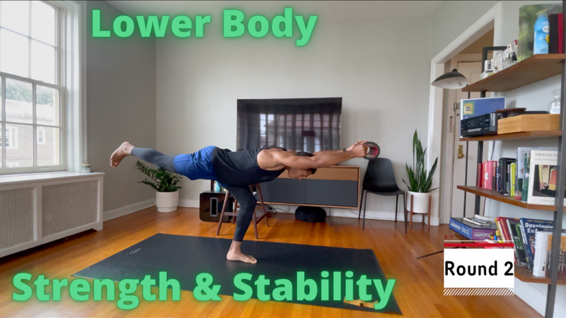 Activity image of Lower Body Strength & Stability