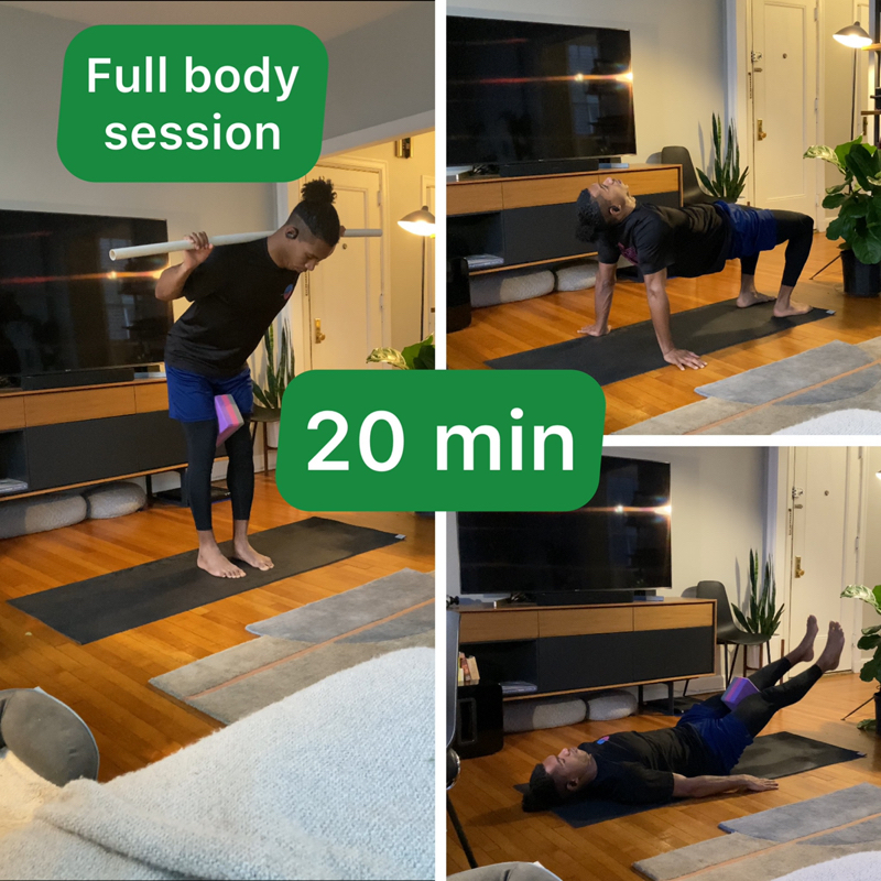 Activity image of Full Body Session