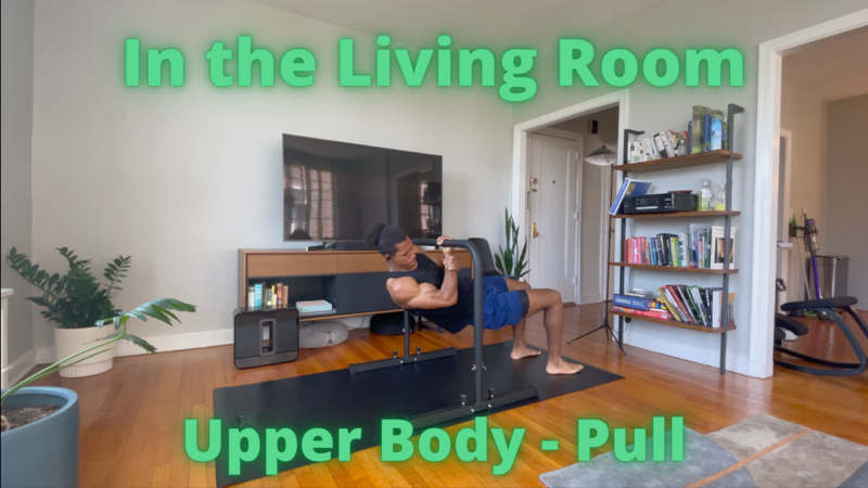 Activity image of Upper Body Pull + Triceps