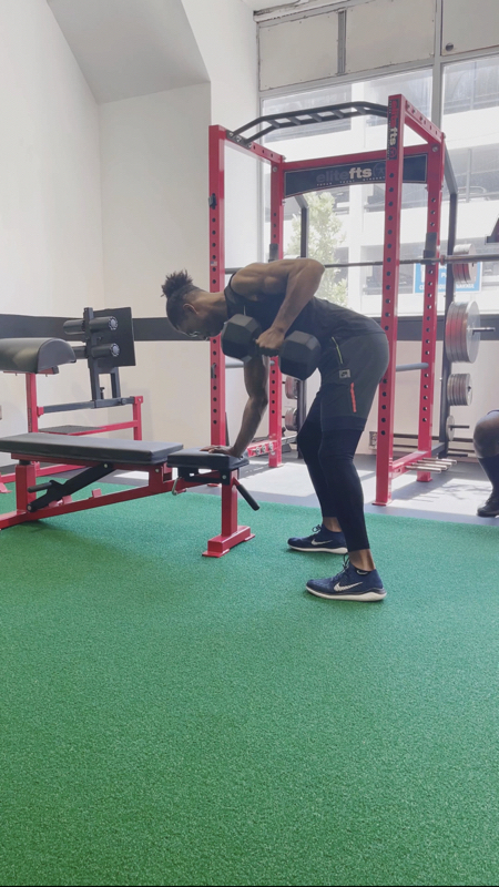 Activity image of Upper Body Pull Workout