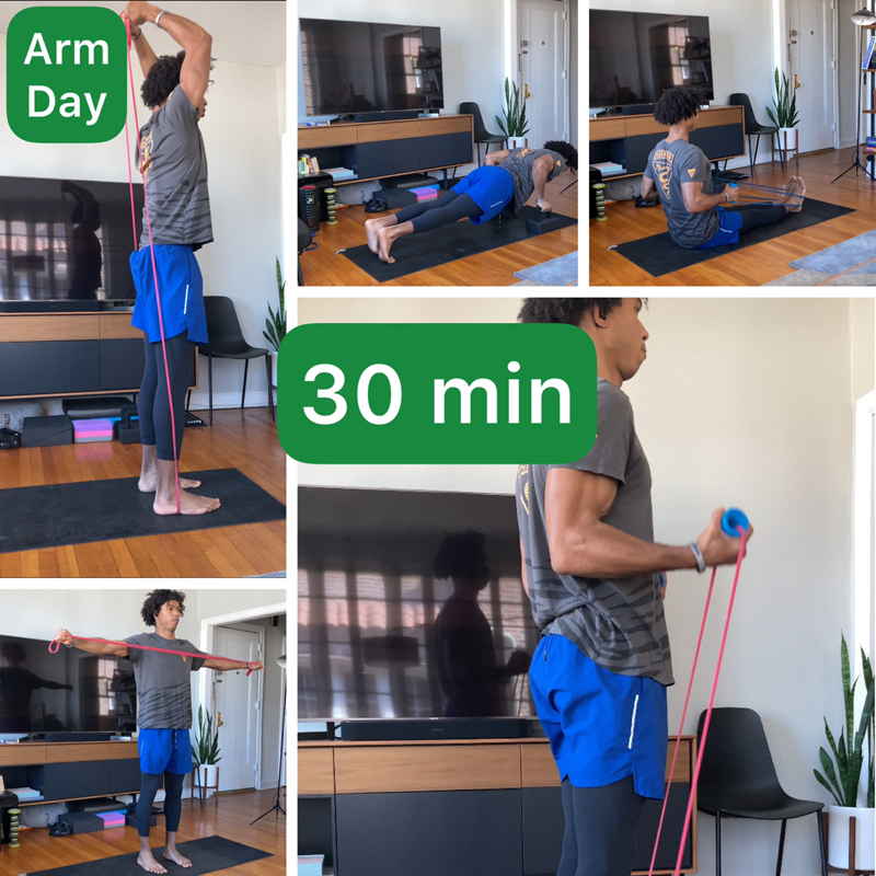 Activity image of Arm Day !