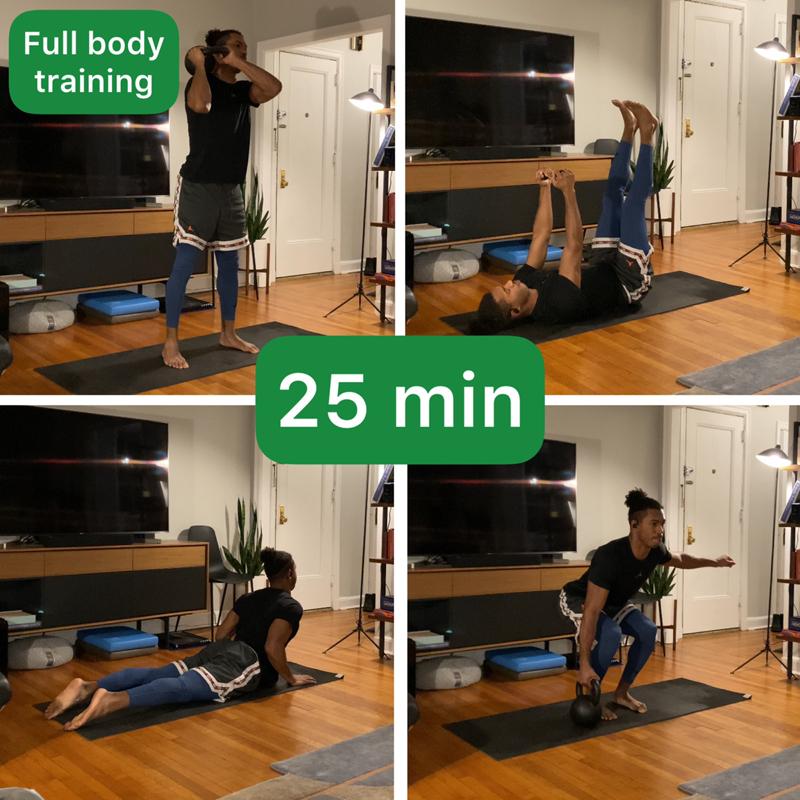 Activity image of Full Body Push & Pull