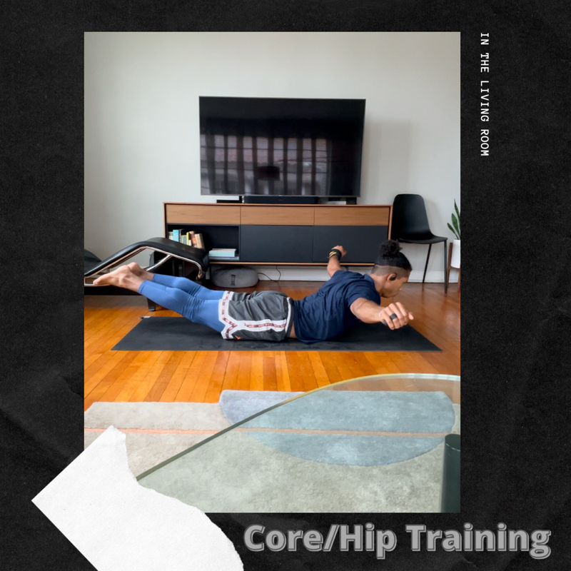 Activity image of Core/Hip Training