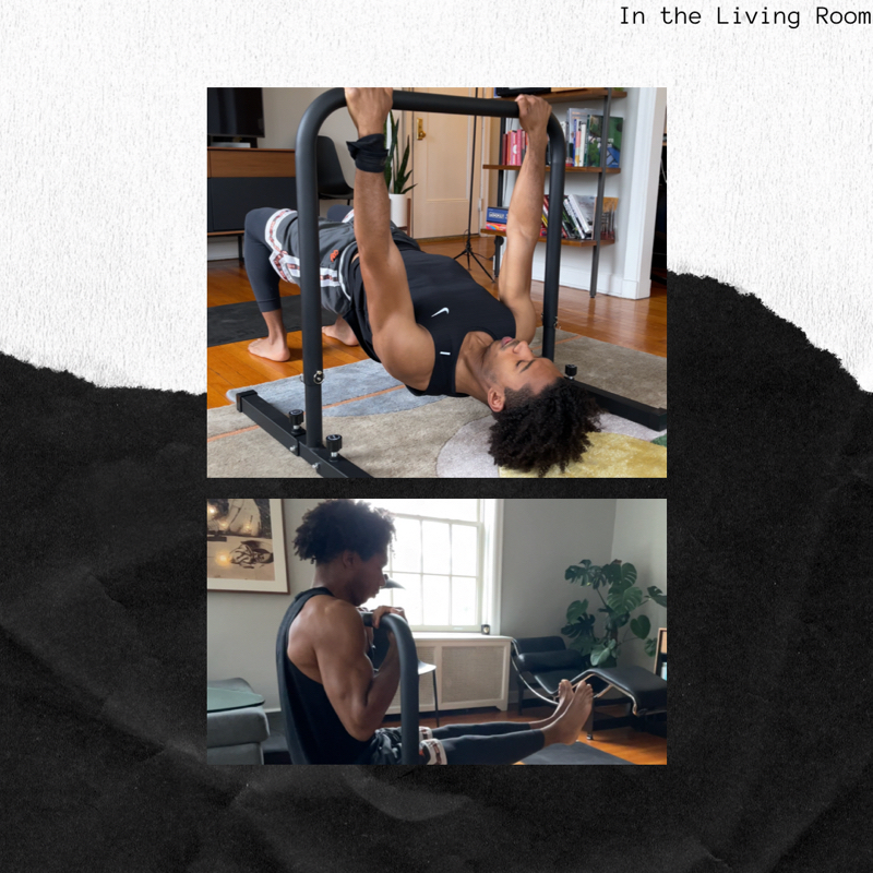 Activity image of Pull Workout