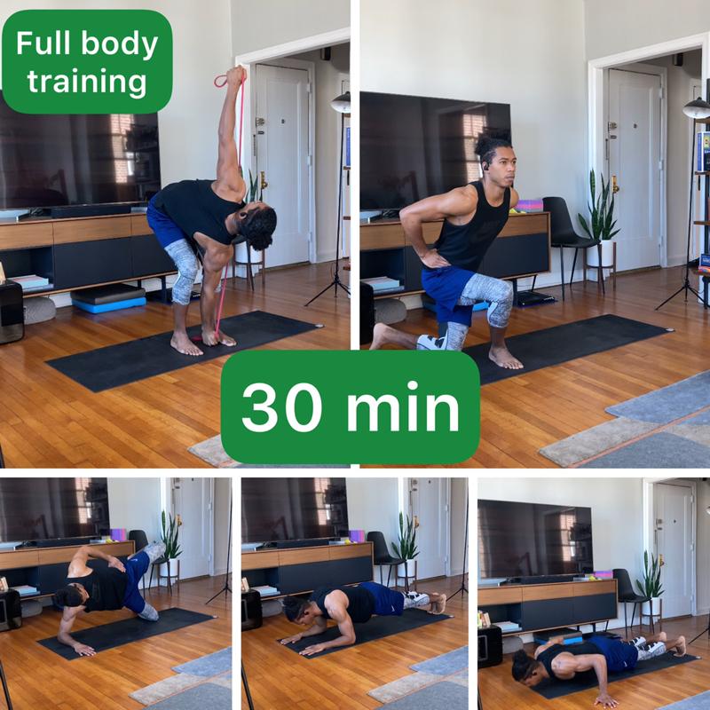 Activity image of Monday Full Body Training