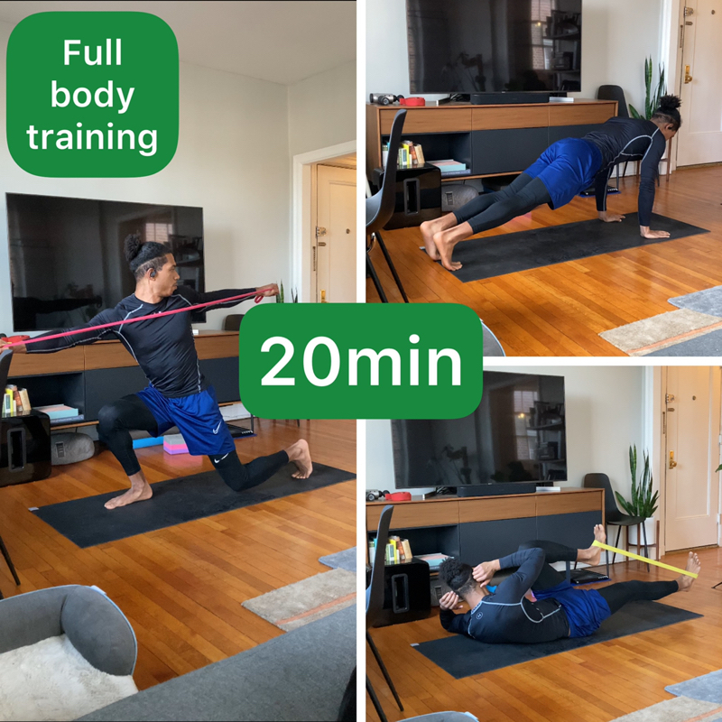 Activity image of Full Body Training (Resistance Bands)