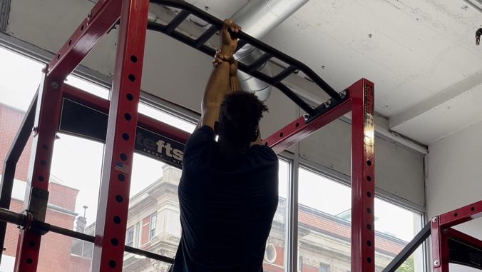 Activity image of Complete Pull Workout