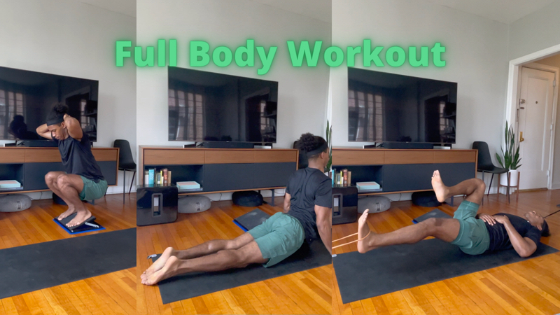 Activity image of Full Body Home Workout
