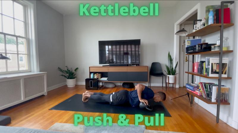 Activity image of KB Push & Pull