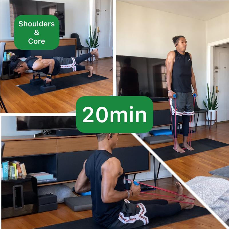 Activity image of Shoulders & Core