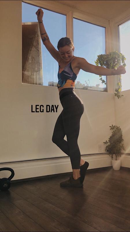 Activity image of Leg Day