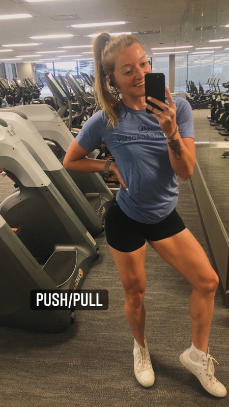 Activity image of Push/Pull Gym Workout