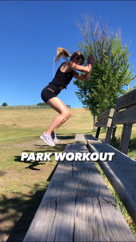 Activity image of Park Workout
