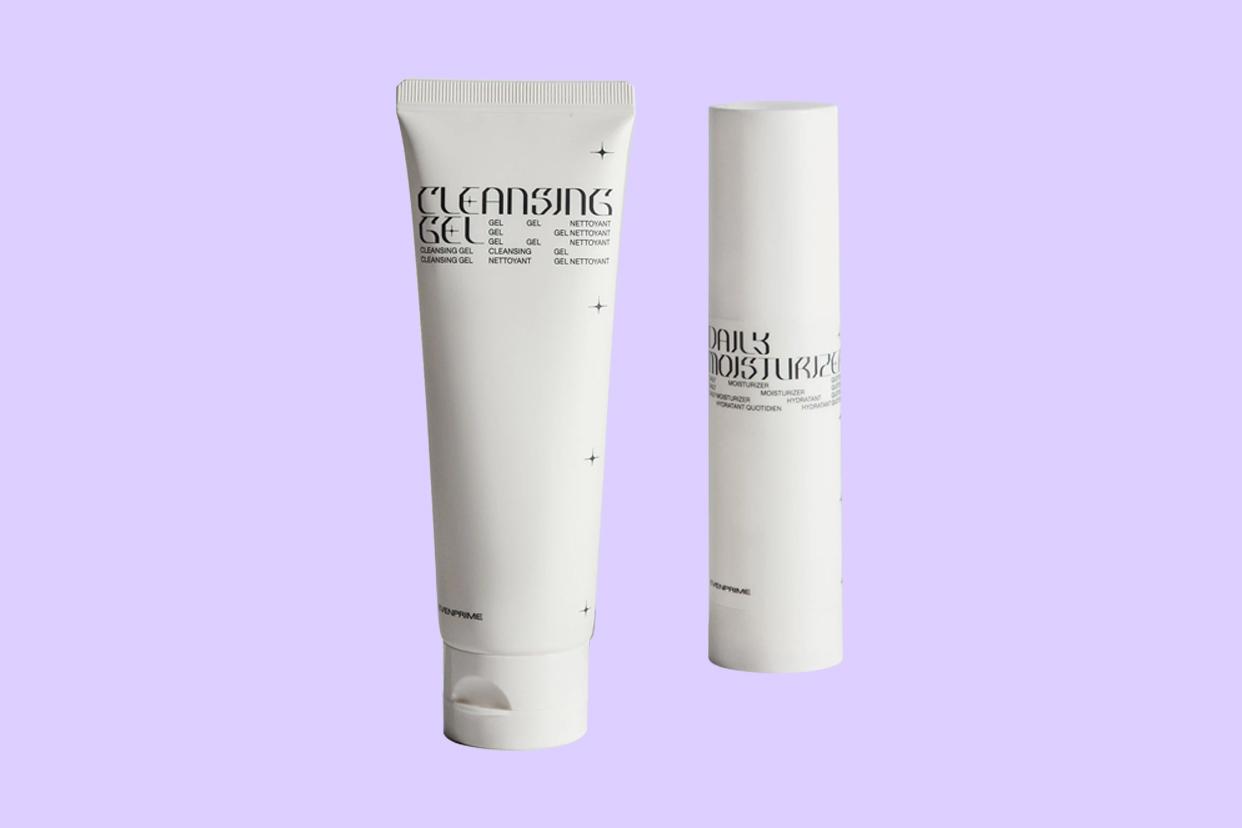 product shot of EVENPRIME Origins Skincare Set