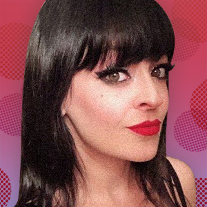 NARS global makeup artist jenny smith wearing NARS