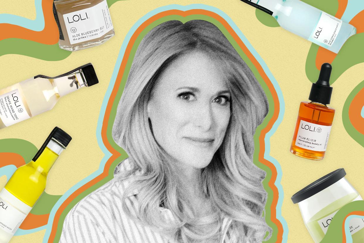 LOLI beauty founder Tina Hedges
