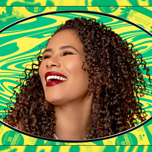 Founder of Bomba Curls Lulu Cordero