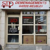 STD déménagements - Surfyn