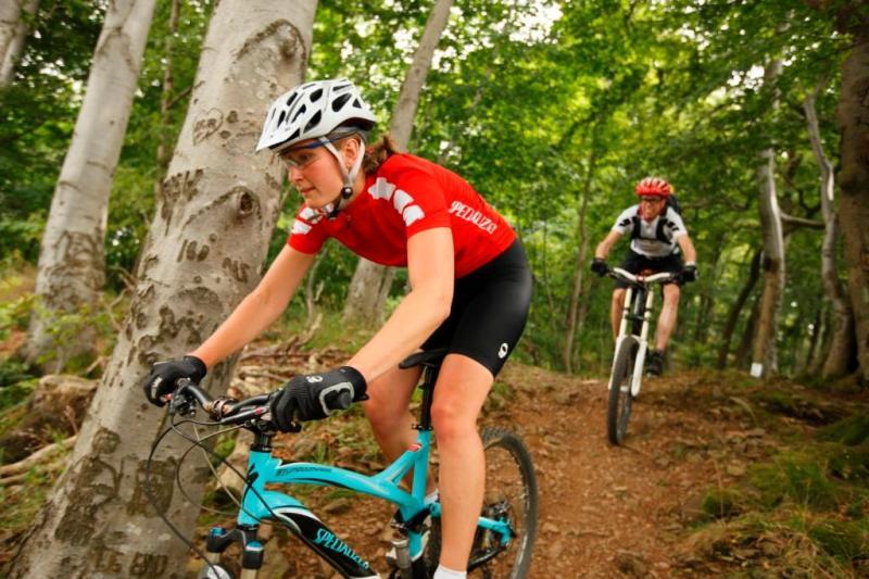 Mollseifen & Hesborner Wald Nr. 12 Mountainbike