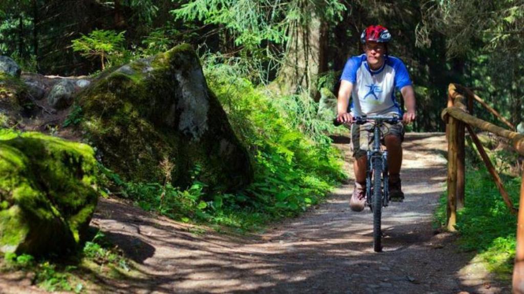 Jasna Trail - Return Leg