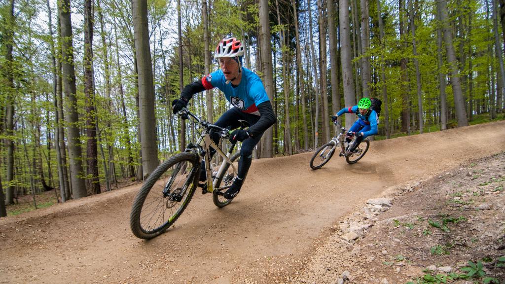 Singlekras Jedovnice: Trail 1
