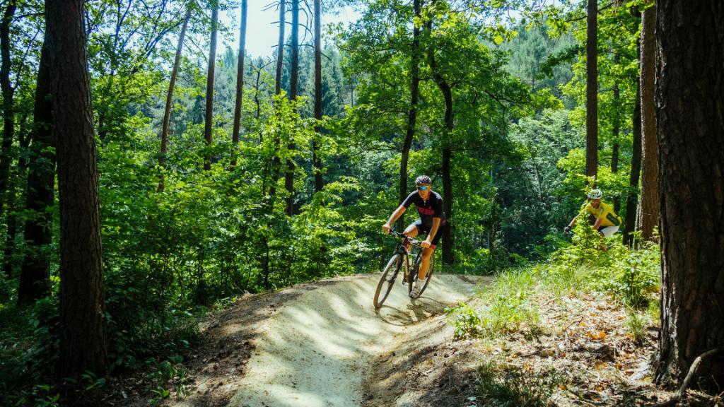 Singlekras Mariánské údolí: Trail 2