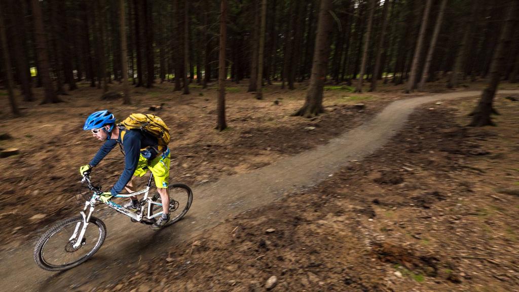 Blue Warm-Up Trail 1