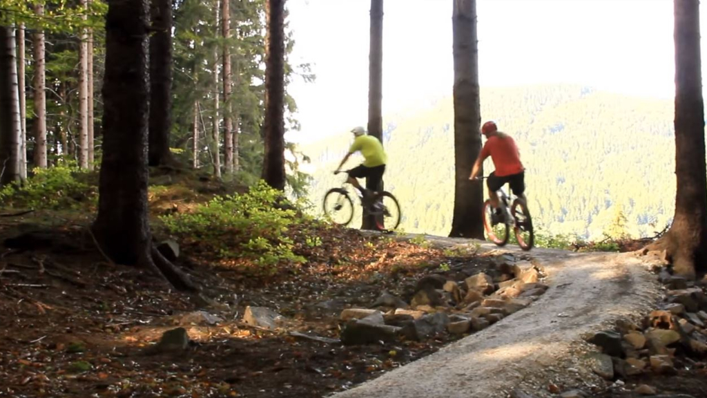 Uphill Trail Toč