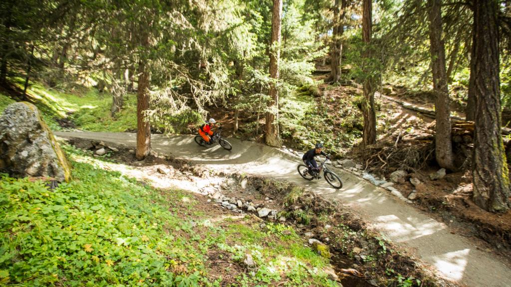 Sunnegga Trail