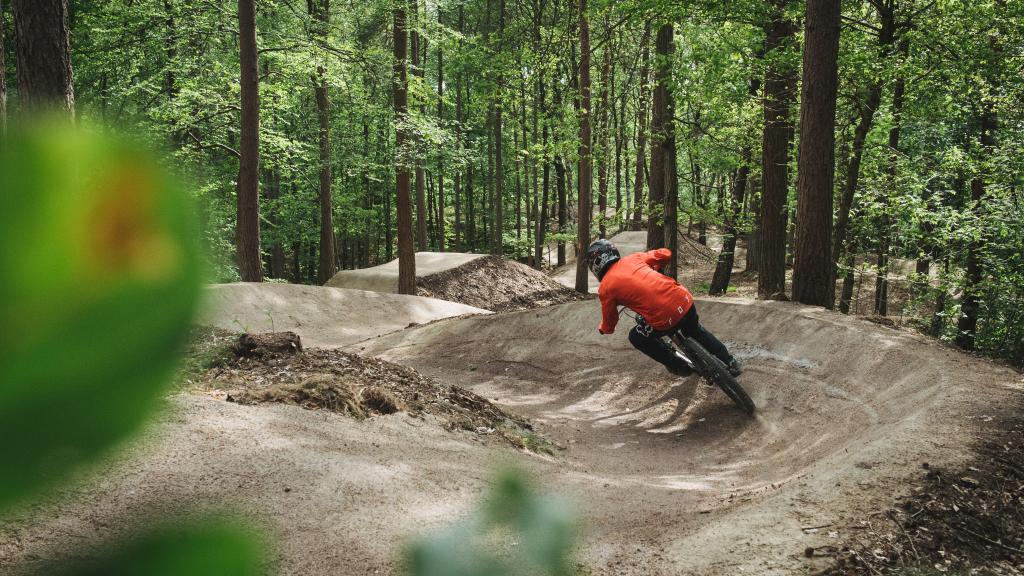 Silkeborg Bikepark - Blå Flow