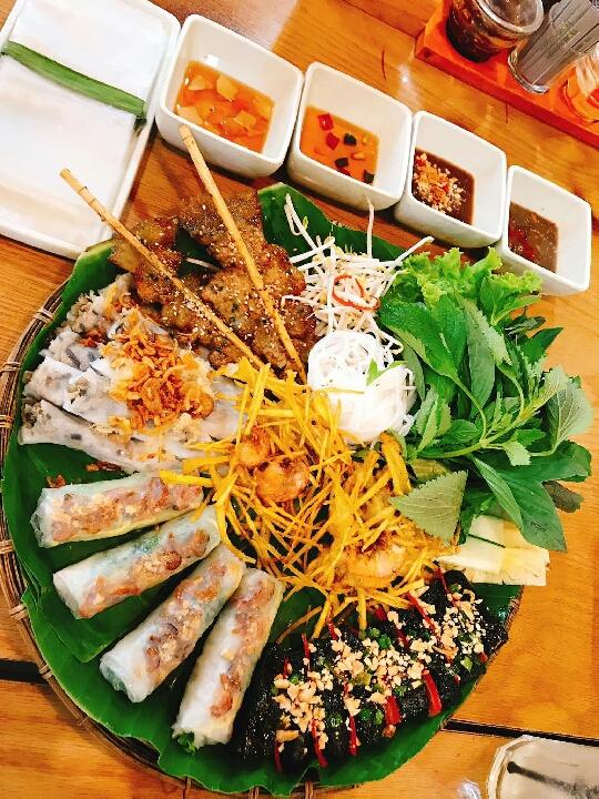 most healthy food #vietnamese