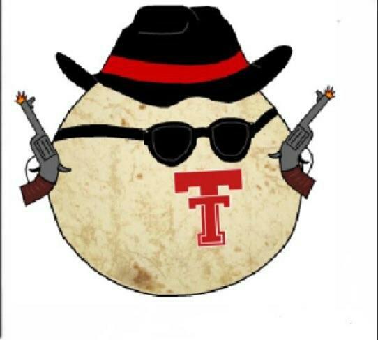 Texas Tech cheese #quesadilla