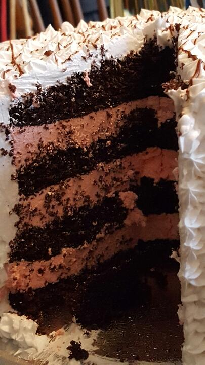 #pastel de cumpleaños happy #birthday cake