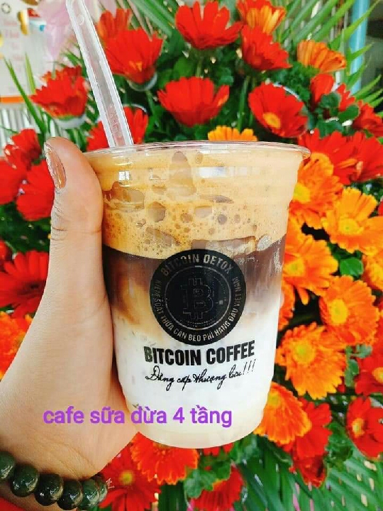 #bitcoin #cafe #vietnam