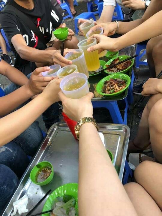 #beer vietnam bar