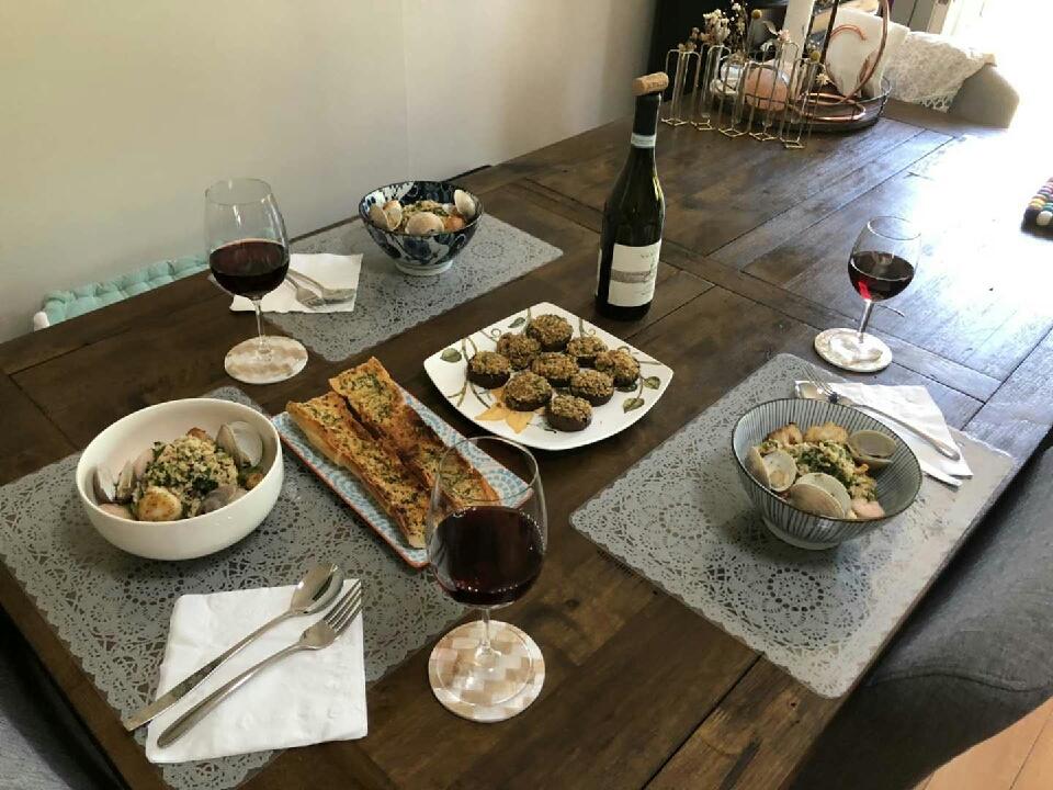 napa Valley wine dinner