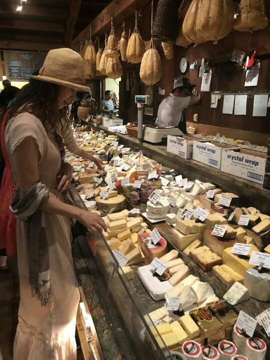 cheese n wine n napa Valley