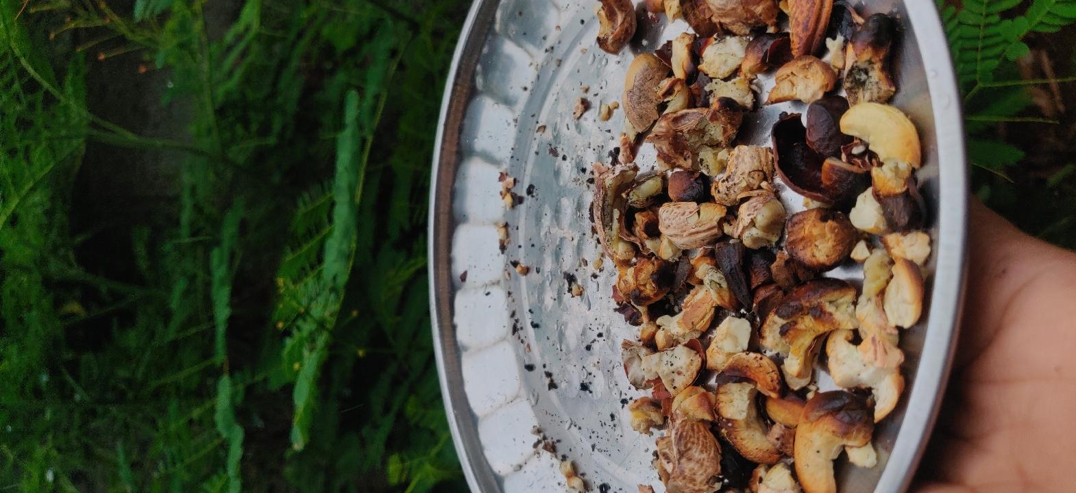 #casue nuts #traditional way❤️