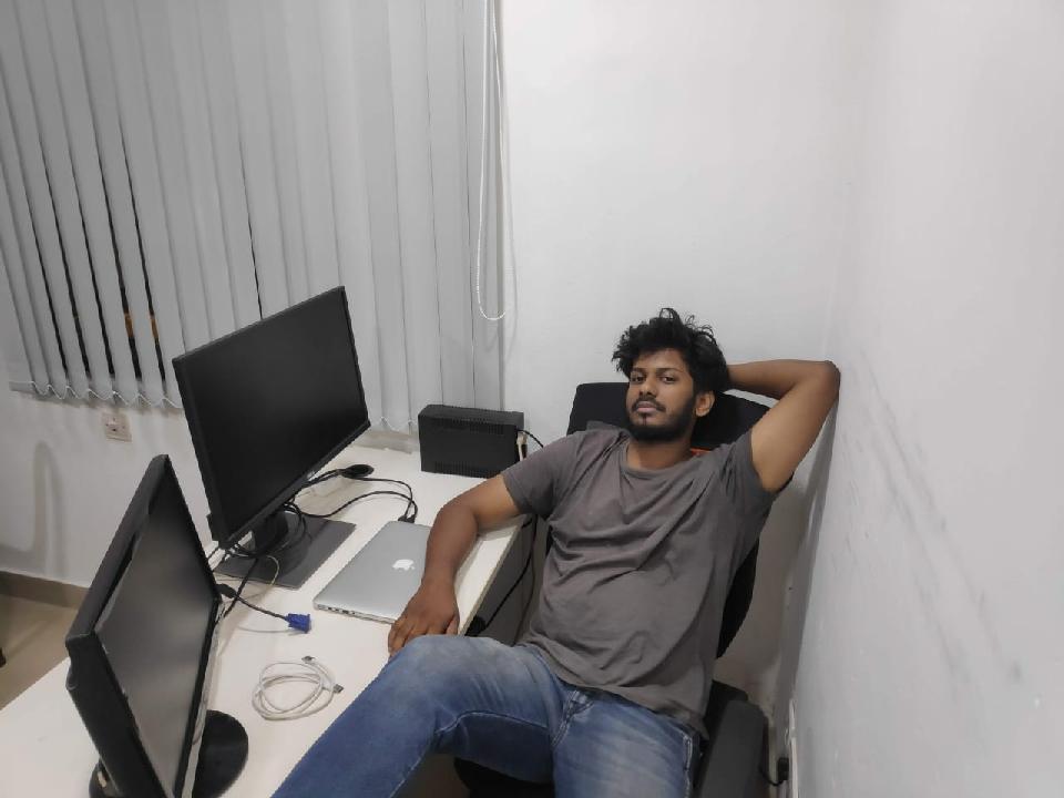 Akhil Raj Arimbra (@akhilrajarimbra)