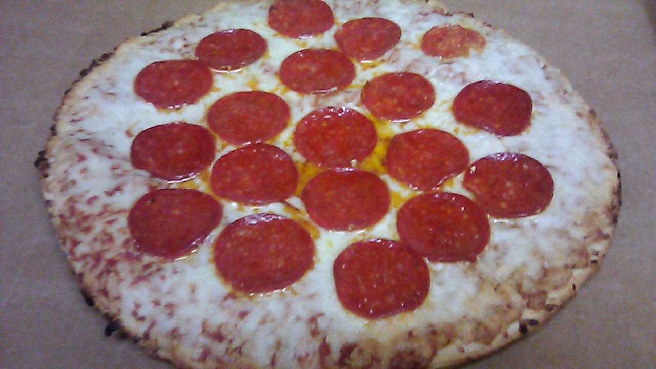 dinner recipes frozen box pizza