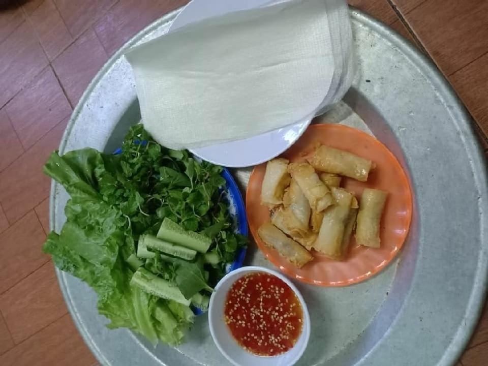 my favorite chả giò spring roll goi cuon Vietnamese near me