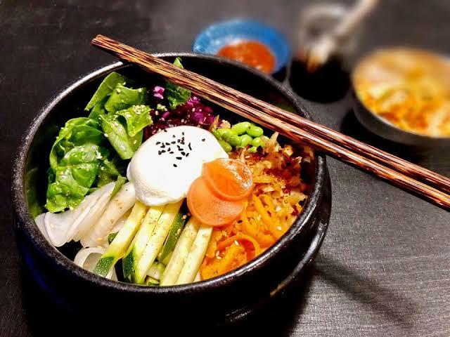 #restaurants #food #corean food #south korea