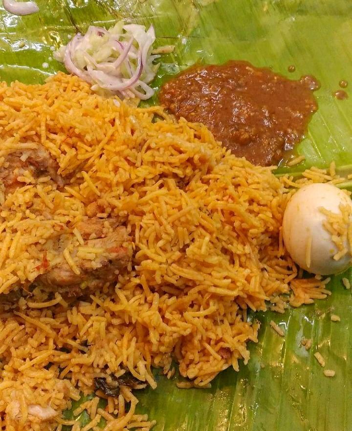 #foodiechallenge ❤  Chicken Biryani 🤩