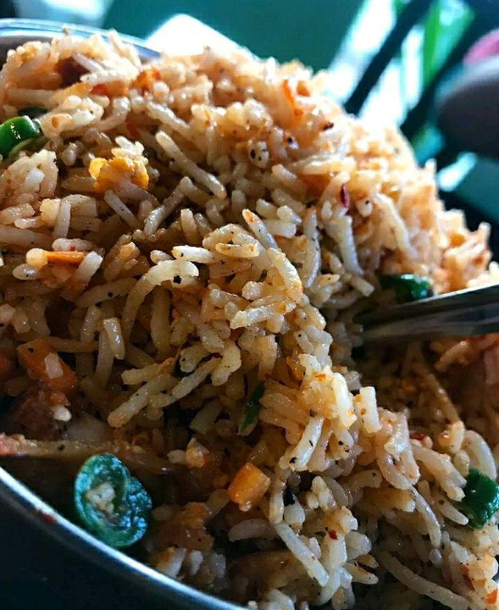 #foodiechallenge💥 Fried Rice 😍😋