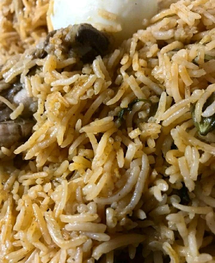 #foodiechallenge 🤩🤩🤩 Biryani