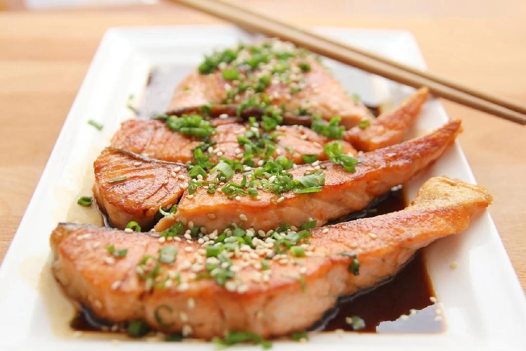 #Fish#Salmon#Teriyaki#tast