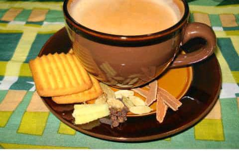 chia masala Tea #cookingrecipehq